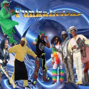Funkalicious band